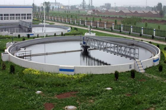 嘉祥县第三污水处理厂