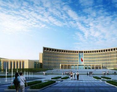 山东省第23届运动会综合指挥中心