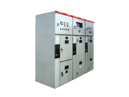 XGN66-12金属封闭箱式固定开关设备