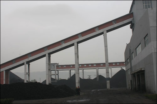 印尼国电JH-D变电站输煤系统项目