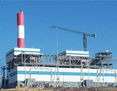 赞比亚马安巴2×150MW燃煤电站项目