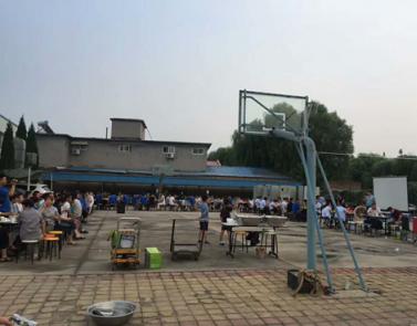 必威网址电气第二届消夏烧烤晚会--活动报道